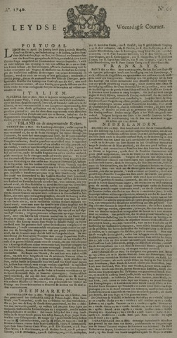 Leydse Courant 1740-06-01