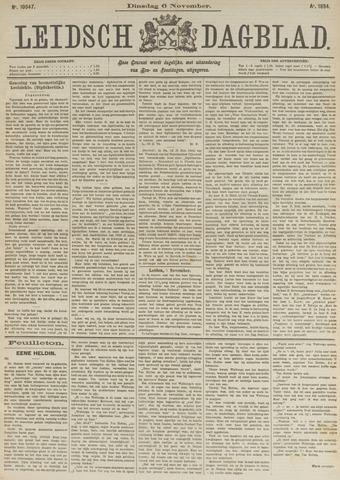 Leidsch Dagblad 1894-11-06