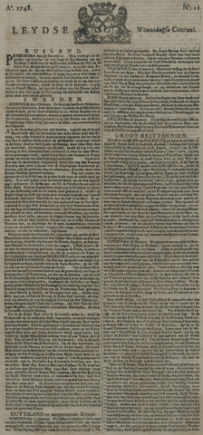 Leydse Courant 1748-01-24