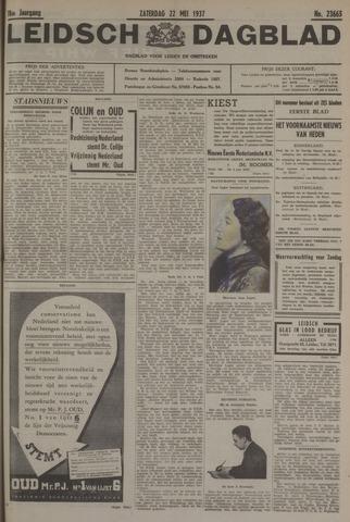 Leidsch Dagblad 1937-05-22