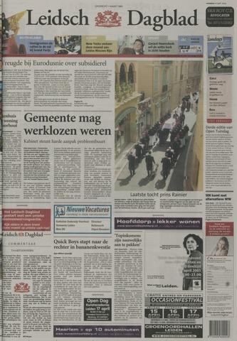 Leidsch Dagblad 2005-04-16