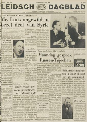 Leidsch Dagblad 1968-07-25