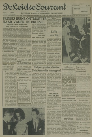 Leidse Courant 1964-04-28