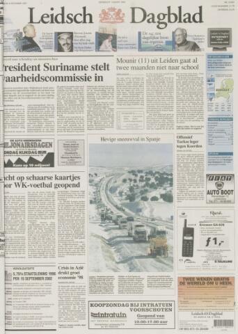 Leidsch Dagblad 1997-12-06