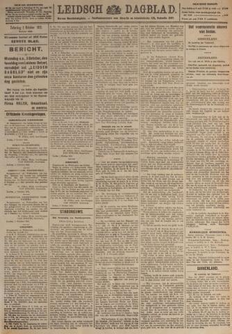 Leidsch Dagblad 1921-10-01
