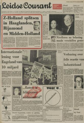 Leidse Courant 1977-01-04