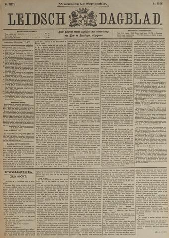 Leidsch Dagblad 1896-09-23