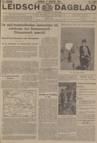 Leidsch Dagblad 1940-08-31