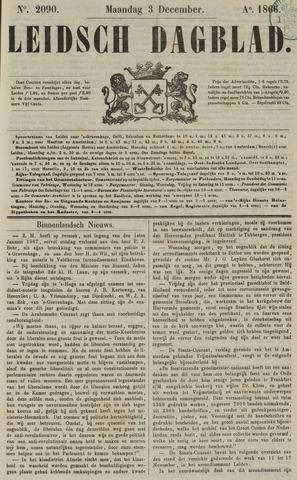Leidsch Dagblad 1866-12-03