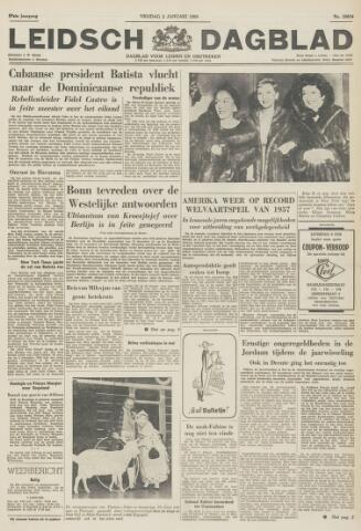 Leidsch Dagblad 1959