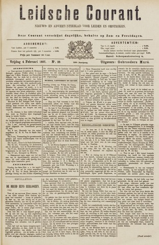 Leydse Courant 1887-02-04