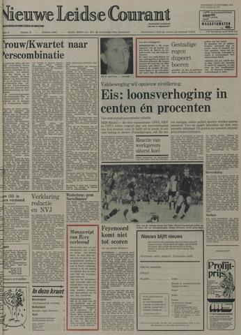 Nieuwe Leidsche Courant 1974-10-23