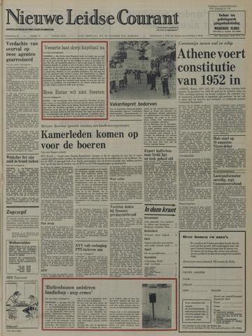 Nieuwe Leidsche Courant 1974-08-02