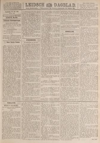 Leidsch Dagblad 1919-07-24