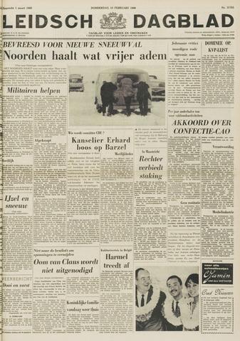Leidsch Dagblad 1966-02-10