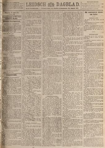 Leidsch Dagblad 1921-04-20