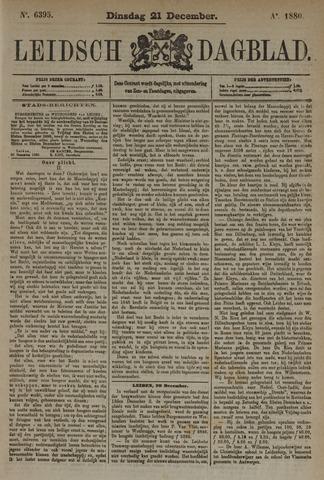 Leidsch Dagblad 1880-12-21