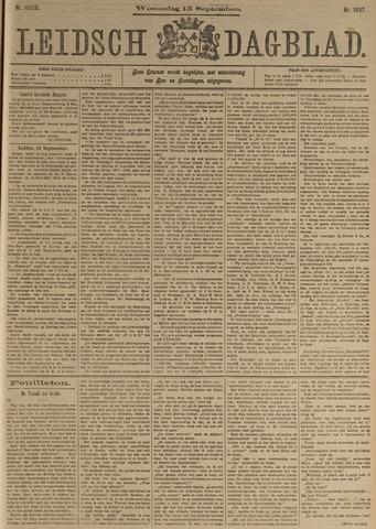Leidsch Dagblad 1897-09-15