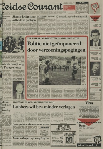 Leidse Courant 1988-11-14