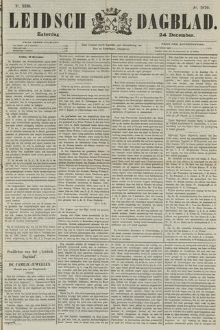 Leidsch Dagblad 1870-12-24