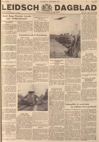 Leidsch Dagblad 1949-09-01
