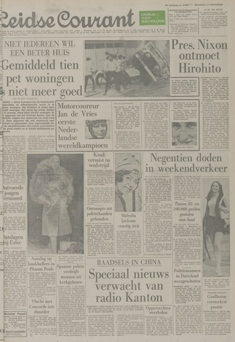 Leidse Courant 1971-09-27