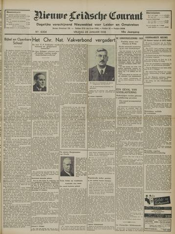 Nieuwe Leidsche Courant 1938-01-28