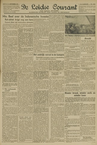 Leidse Courant 1947-09-23
