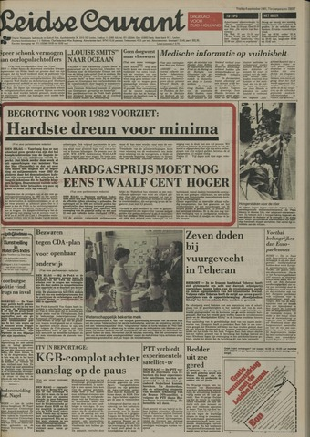 Leidse Courant 1981-09-04