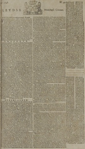 Leydse Courant 1748-04-01