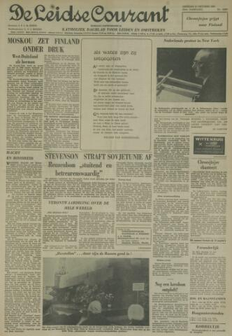 Leidse Courant 1961-10-31