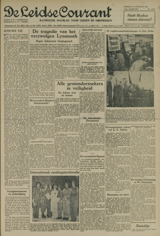 Leidse Courant 1952-08-19