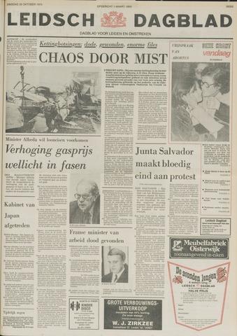 Leidsch Dagblad 1979-10-30