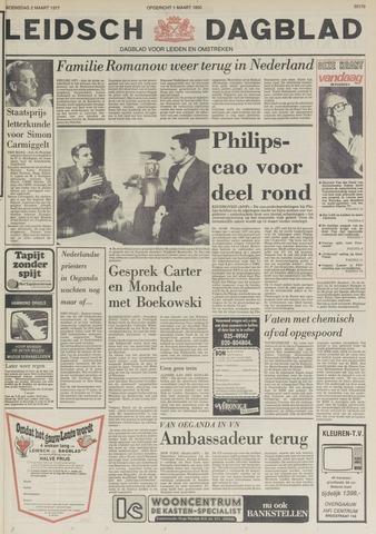Leidsch Dagblad 1977-03-02