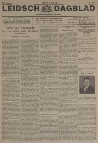 Leidsch Dagblad 1935-07-05