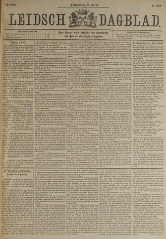 Leidsch Dagblad 1896-07-07