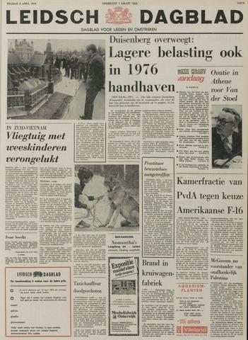 Leidsch Dagblad 1975-04-04