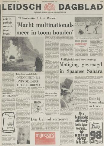 Leidsch Dagblad 1975-10-23