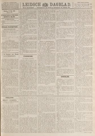Leidsch Dagblad 1919-05-27