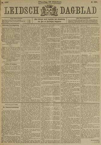 Leidsch Dagblad 1904-10-18