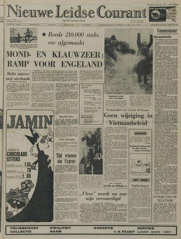 Nieuwe Leidsche Courant 1967-11-29