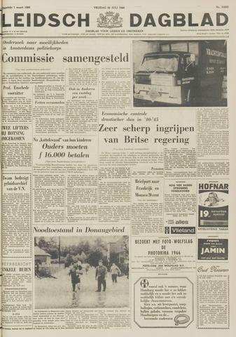 Leidsch Dagblad 1966-07-29