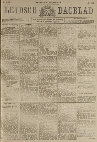 Leidsch Dagblad 1907-09-17