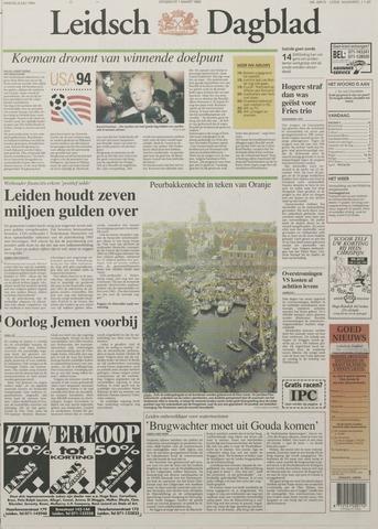 Leidsch Dagblad 1994-07-08