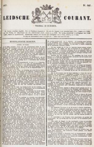Leydse Courant 1877-10-19