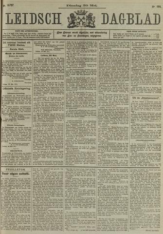 Leidsch Dagblad 1911-05-30