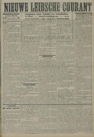 Nieuwe Leidsche Courant 1923-11-30