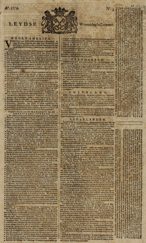 Leydse Courant 1779-01-06