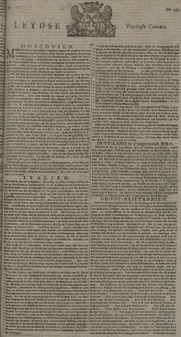 Leydse Courant 1728-10-08