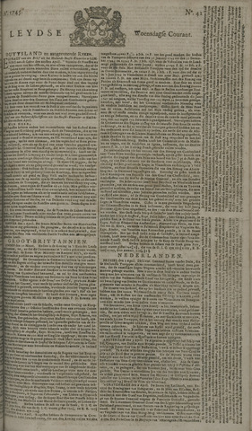 Leydse Courant 1745-04-07